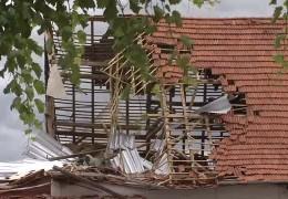 Sturm wütet in Framersheim