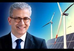 Tarek Al-Wazir legt Energiebericht vor