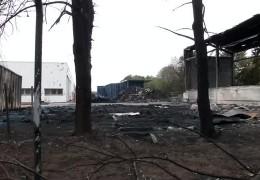 Gasexplosion Biebesheim