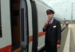 Mit dem ICE von Frankfurt nach Paris