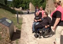 Behindertengerechte Sehenswürdigkeit