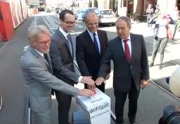 Frankfurt schaltet kostenloses W-LAN frei