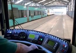Ein neuer Fahrassistent für Straßenbahnen