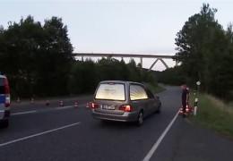 3 Tote unter ICE-Brücke gefunden