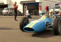 Oldtimer auf dem Nürburgring