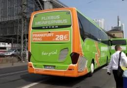 Kommt die Maut für Fernbusse?