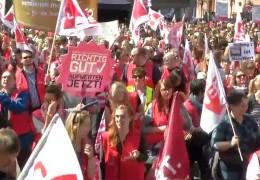 Kommt der Kita-Streik?