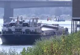 Hitzewelle sorgt für Probleme bei der Binnenschifffahrt