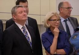 Bundesgesundheitsminister Gröhe zu Gast in Marburg