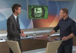 Der Sporttalk zum Bundesliga-Start