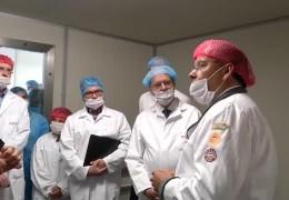 Robbers begleitet neue Task Force für Lebensmittelsicherheit