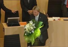 Volker Bouffier: Fünf Jahre im Amt