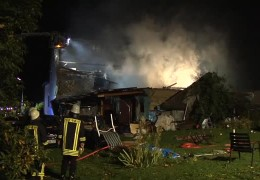 Toter bei Brand in Morbach
