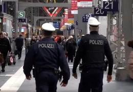 Flüchtlings-Hotspot Hauptbahnhof Frankfurt