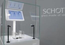 Schott produziert ultradünnes Glas