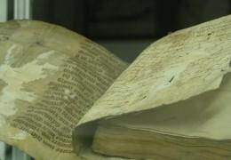 Seltene Fragmente in der Martinus-Bibliothek in Mainz