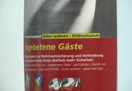 Rheinland-Pfalz setzt im Kampf gegen Einbrecher auf Prävention