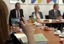 Ministerin stellt Pläne für sozialen Wohnungsbau vor