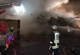 12 Verletzte bei Brand in Gudensberg