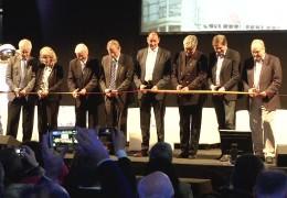 Astronauten zu Besuch in Speyer