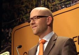 Im Interview: Der CDU-Generalsekretär Peter Tauber