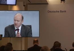Deutsche Bank: Rekordverlust und Stellenstreichungen