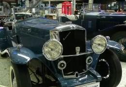 Technik-Museum zeigt britische Automobilkunst