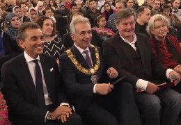 Frankfurt dankt den Flüchtlingshelfern