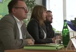 Grünes Wahlprogramm verabschiedet