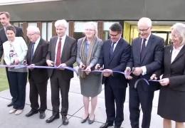 Partikeltherapieanlage an Uniklinikum in Marburg eingeweiht