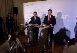 BKA Tagung in Mainz: Keine Bundeswehr im Inland