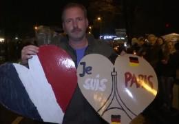 Fußball im Zeichen der Pariser Terroranschläge
