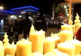 Darmstadt eröffnet Weihnachtsmarkt