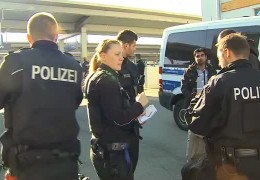 Bundespolizei am Limit