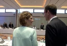 Wirtschaftsminister treffen sich in Mainz