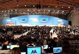 Julia Klöckners Integrationspflichtgesetz auf dem Bundesparteitag