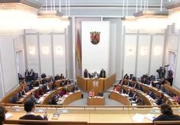 Haushaltsdebatte: Klöckner greift Landesregierung an