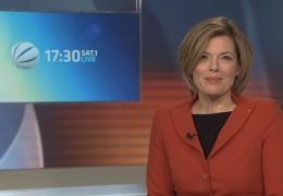 Gastmoderatorin Julia Klöckner