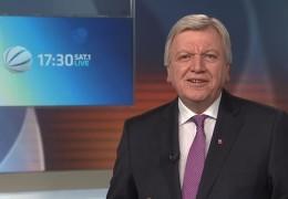 Gastmoderator Volker Bouffier