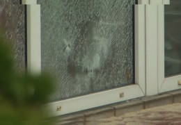 Schüsse auf Asylbewerberheim