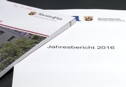 Landesrechnungshof Rheinland-Pfalz präsentiert Jahresbericht