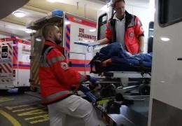 Unterwegs mit dem Rettungsdienst