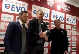 Neuer OFC-Trainer Oliver Reck