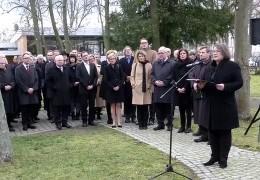 Landtag gedenkt Naziterror-Opfern