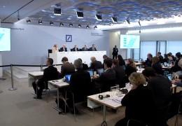 Die Horrorbilanz der Deutschen Bank
