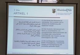 Rechtskunde für Flüchtlinge