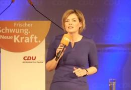 CDU verabschiedet Wahlprogramm
