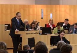 """Zur Lage der """"Inneren Sicherheit"""" in Hessen"""