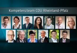 Das CDU-Kompetenzteam