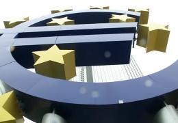 Euroskulptur glänzt wieder